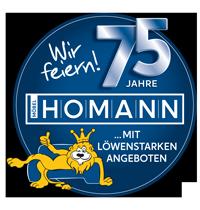 75 Jahre Möbel Homann