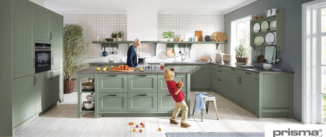 Familienküchen